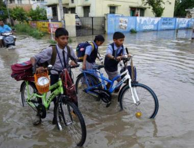No respite from rain in many districts