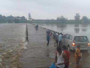 Maharashtra rain pushed up inflow to Krishna, tributaries