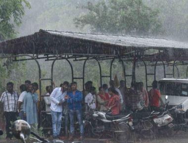 Showers cool parts of North Karnataka and coast