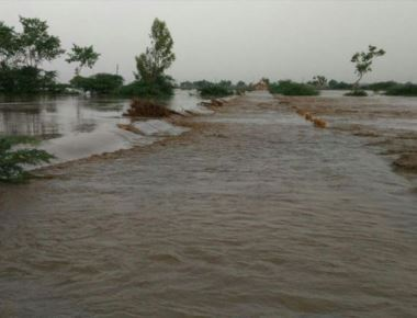 Downpour derails normal life in several parts of state