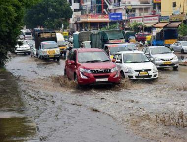Flood alert, heavyrain warning for Bengaluru, parts of Karnataka