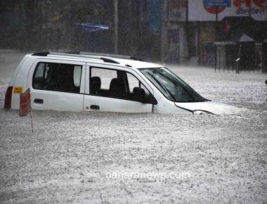 Mumbai Gets 9 Times Usual Rain, Every Minute A Struggle