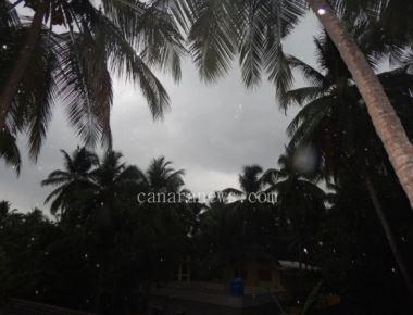 Excess rainfall in DK in June