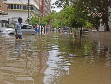 Rain wreaks havoc in south interior parts of state