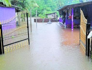Rain creates havoc in DK and Udupi