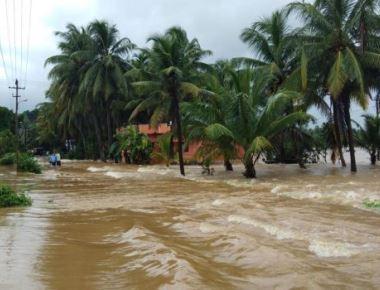 Heavy rain claims 4 lives in DK, Sringeri