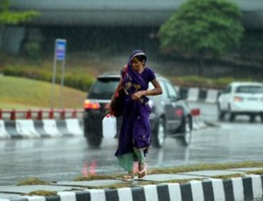 Weather takes pleasant turn as rains lash parts of North