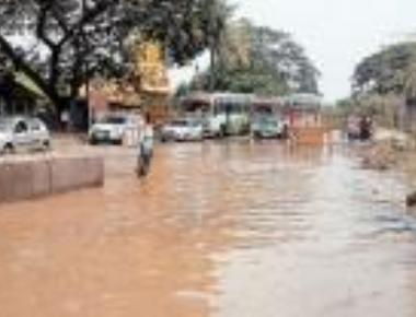 Rains leave a trail of destruction across Karnataka