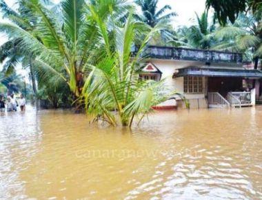 Rain lashes Mangaluru, Dakshina Kannada gets 108mm
