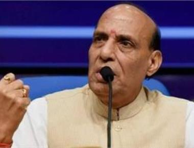 Naxalism will be eliminated from India in 3 years: Rajnath