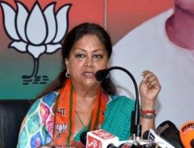 Party to contest Rajasthan polls under Raje: BJP leader
