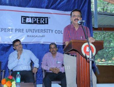 Hard work- only key to success: Dr Rajesh Nayak