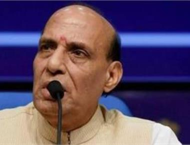 Rohingyas illegal immigrants, not refugees: Rajnath