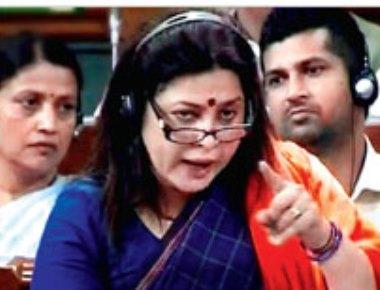 RAJ DHARMA - 'Hurt' Rajnath makes BJP feel pain