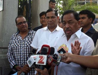 Speculation about Congressman Rane's defection to BJP renews