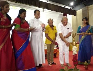 'Rang Tudar' organised by Tulu Koota of St Aloysius College