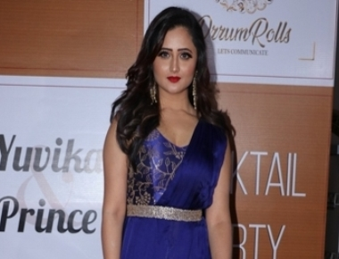 Rashami Desai relives her childhood