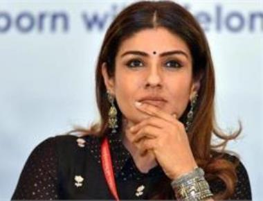 Harassment stories anger me: Raveena Tandon on #MeToo