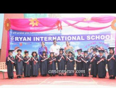 Ryan International School, Mangalore celebrates the Graduation Day