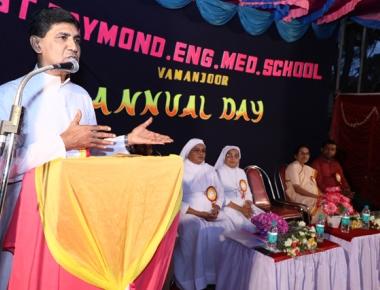 St Raymond School holds annual day