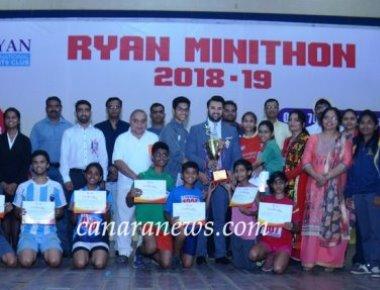 Ryan Minithon 2018