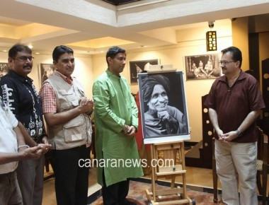 T. S. Reddy's photography exhibition inaugurated at Udupi