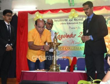 Rendezvous 2K19 -  Inter Collegiate Event held at- Sarosh Institute of Hotel Administration