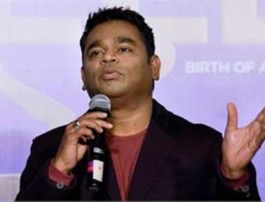 Music no longer a character in Bollywood movies, says Rahman