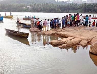 Three students drown in the Netravati