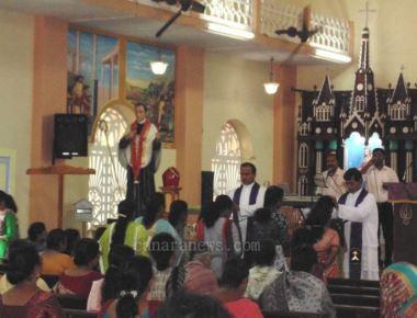 Retreat by Fr. Elias Sequiera at Kundapur