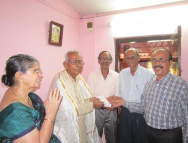 Thonse Valaya Brahmin Samithi kemmannu in fond remembrance