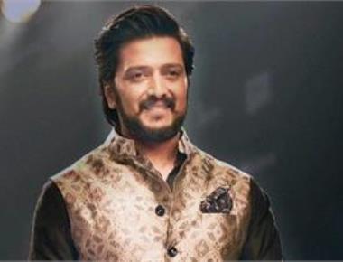 Riteish Deshmukh debuts son Riaan's pictures online