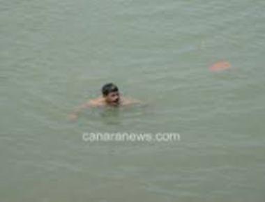 Engineering student drowned in Holegandi river