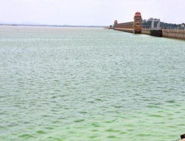 Tungabhadra reservoir gets 5 tmcft water in 24 hours