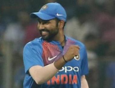 Rohit reveals reason for quite century celebration