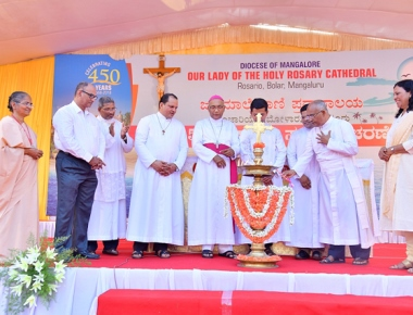 Rosario Cathedral's 450th jubilee inaugurated