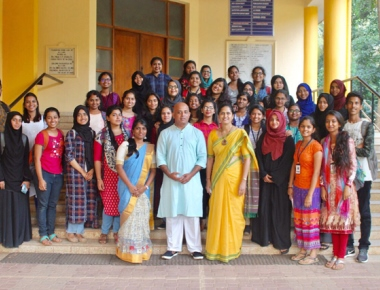 Roshni Nilaya's dept of psychology holds workshop