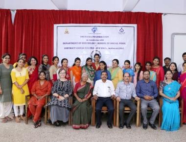 Three-day workshop on child sexual abuse held at Roshni Nilaya