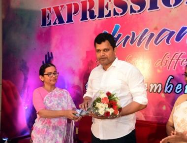 Roshni Nilaya organises inter-collegiate fest 'Expressions'