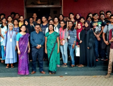 Roshni Nilaya School of Social Work conducts 'Crime Scene Investigation' workshop