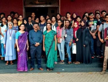 Roshni Nilaya School of Social Work conducts 'Crime Scene Investigation' workshop