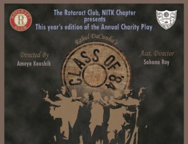 Rotaract Club NITK to present annual charity play on Mar 31