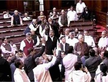 Oppn in RS alleges CBI, ED being used for political purposes