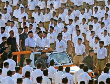 Bhagwat evokes Gandhi's vision of Hind Swaraj