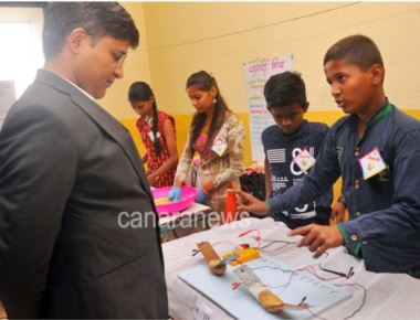 St. Xavier's High School Andheri hosts K/P East ward Level Science Exhibition
