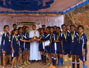 SAC wins women's inter collegiate football tournament