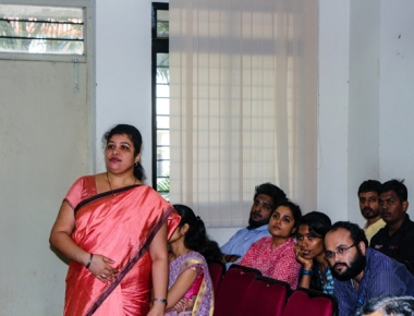 SAC, ARIVU organises interactive session on selfie awareness