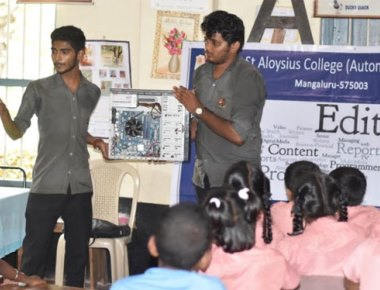 SAC holds workshop on computer and technology