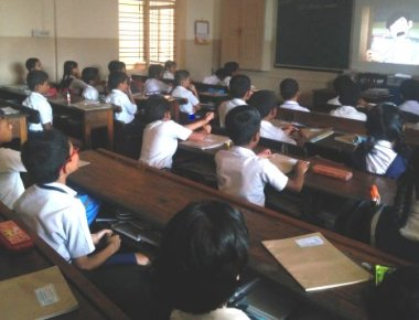SAC holds interactive session on child sexual abuse