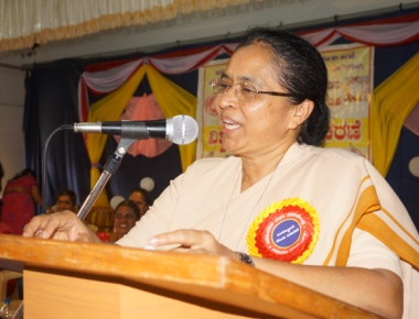 Int'l Women's Day celebrated at Sahodaya Bethany Trust